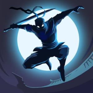 Shadow Knight: Ninja Samurai - Fighting Games icon