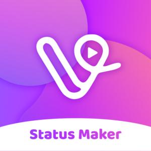Vido : Lyrical Video Status Maker icon